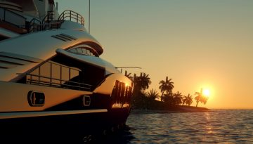 What's It Like to Live on a Yacht?