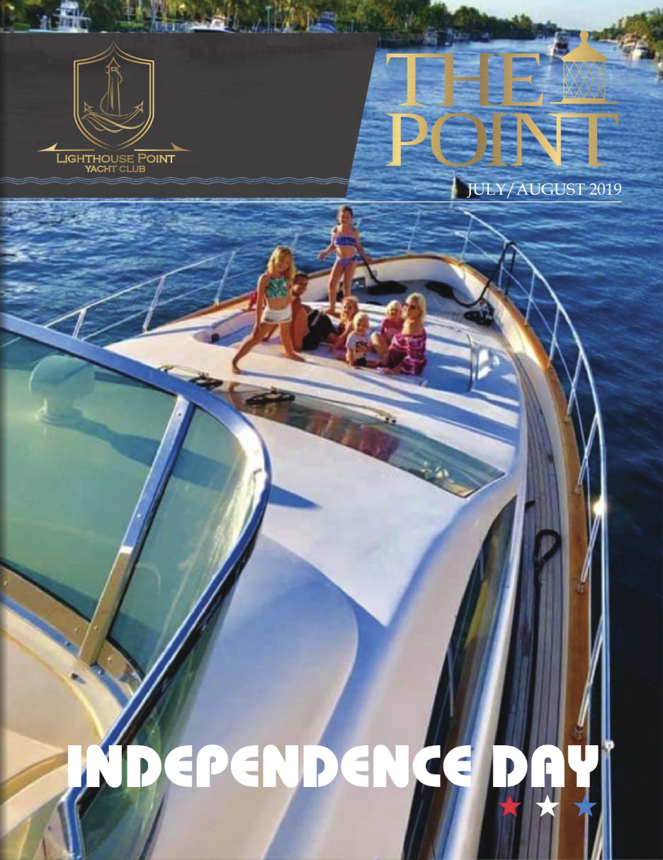 The Point Magazine Cover