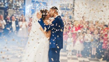 What Happens If It Rains on Your Wedding Day?