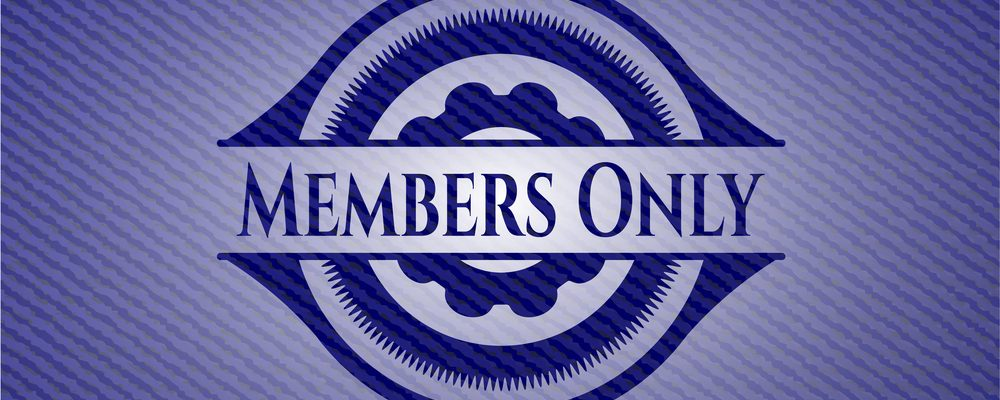Thinking of Becoming a Member? Here are the Perks!