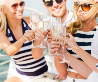 Celebrate Christmas Aboard Your Yacht